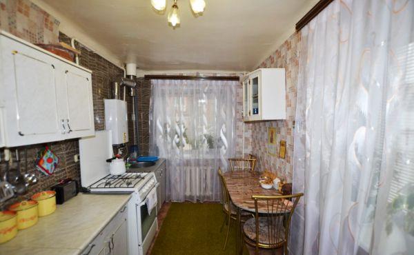 Пятикомнатная квартира в пос.Новолотошино 130 км от МКАД